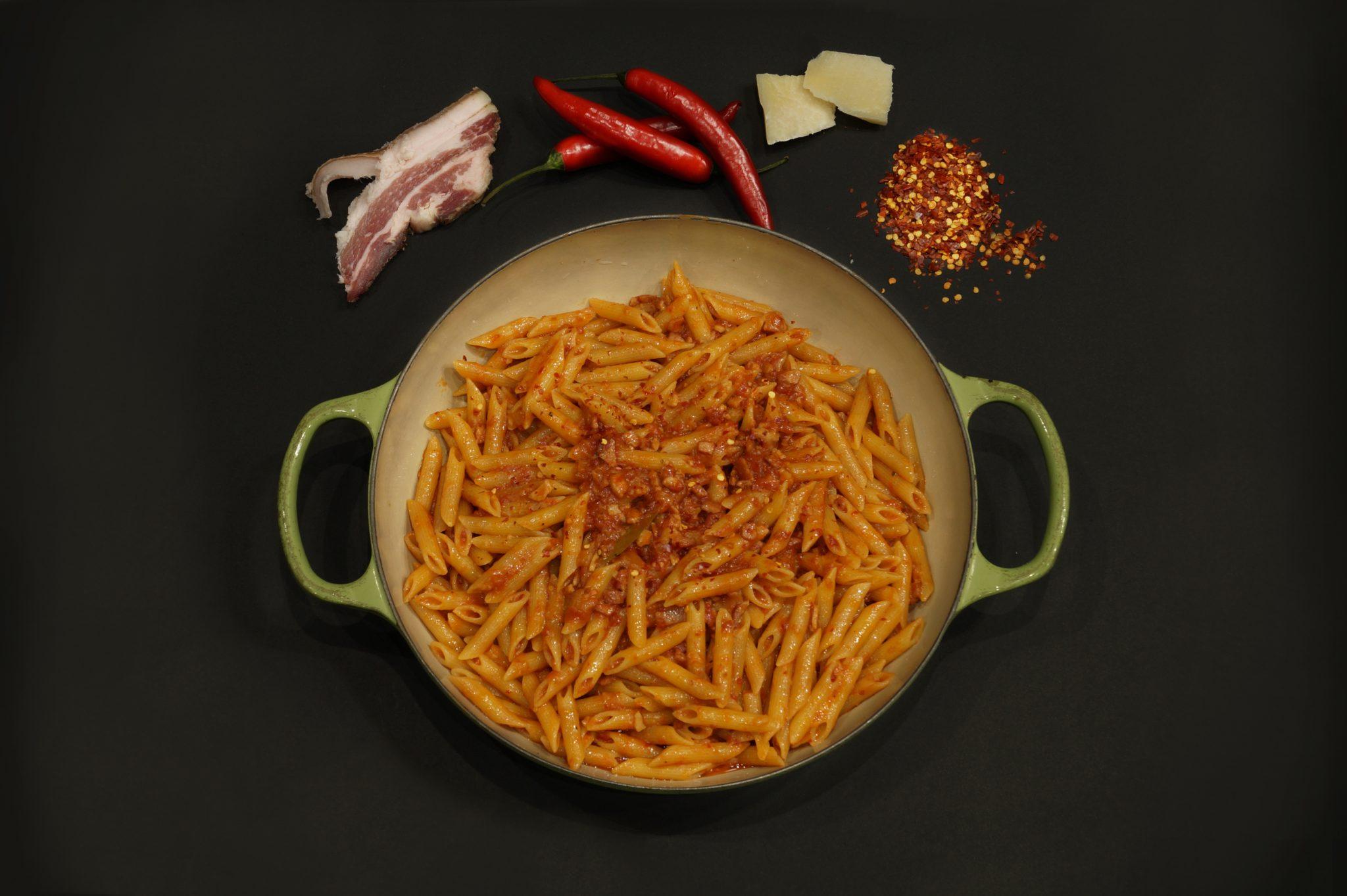 Pazzi-chilli-pasta
