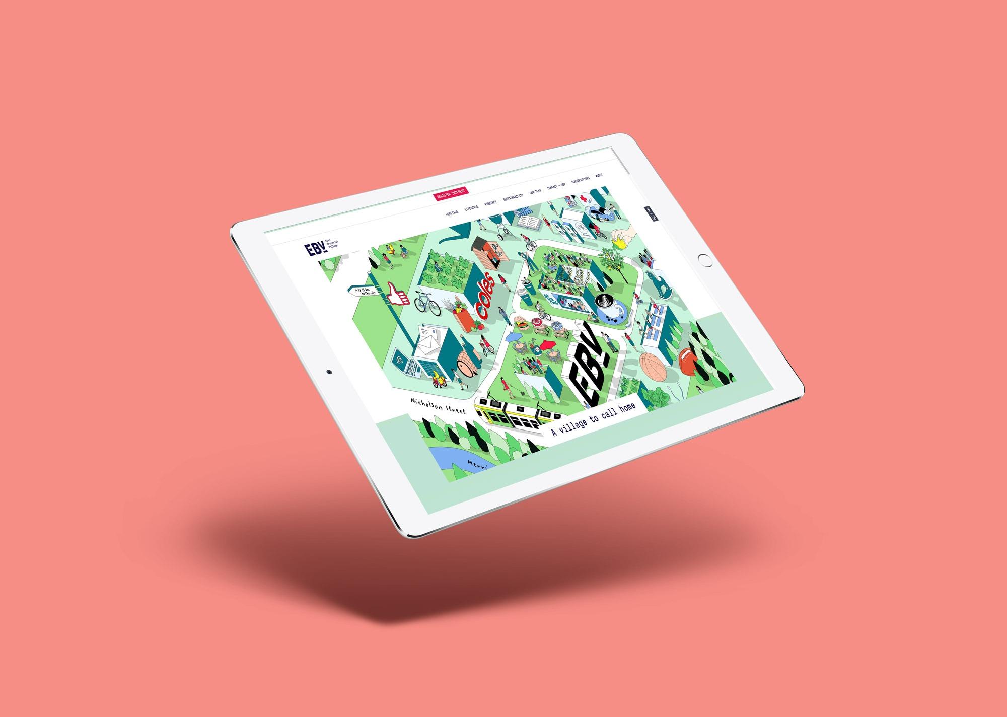 EBV-tablet