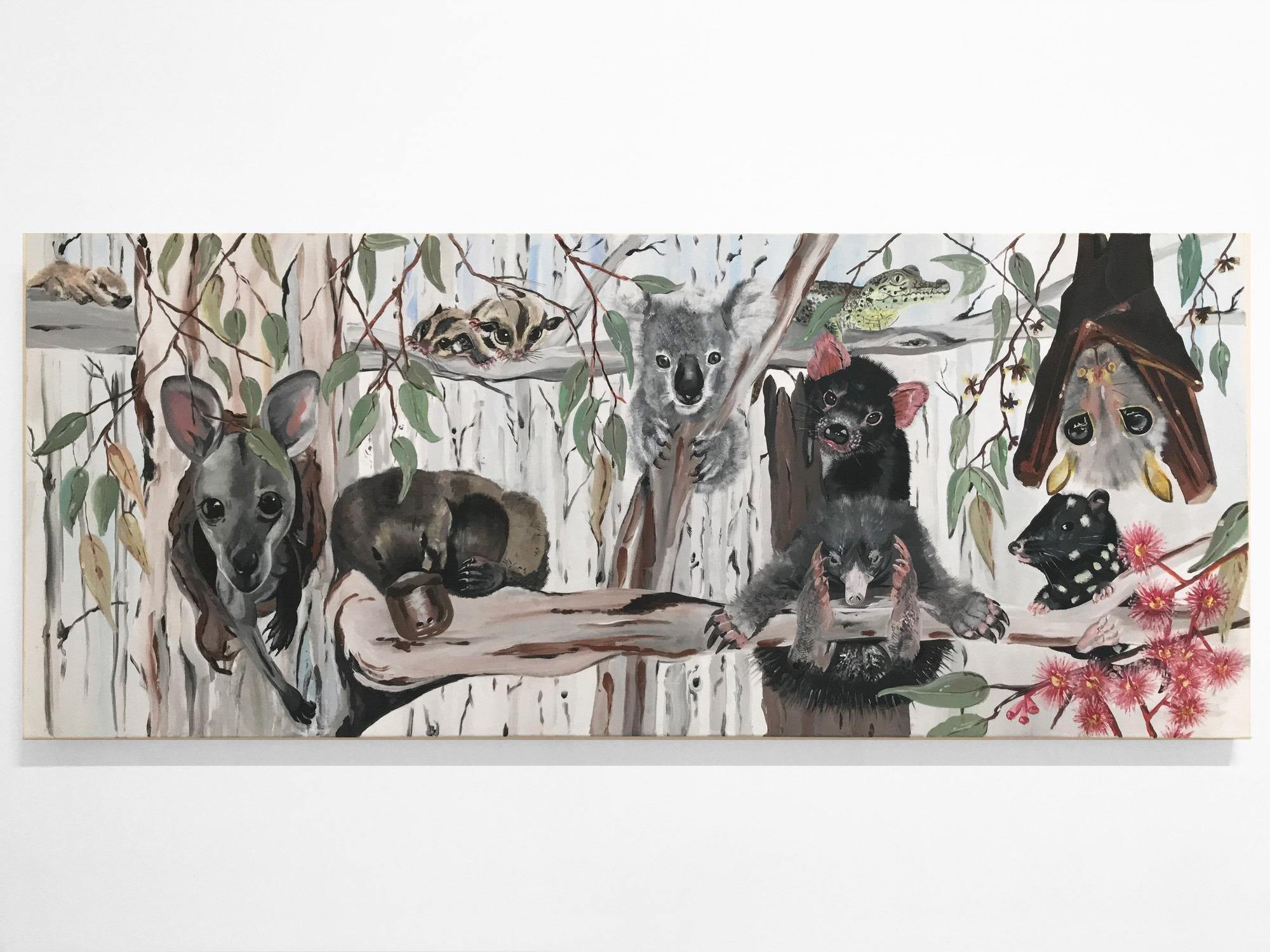 Aussie-animals